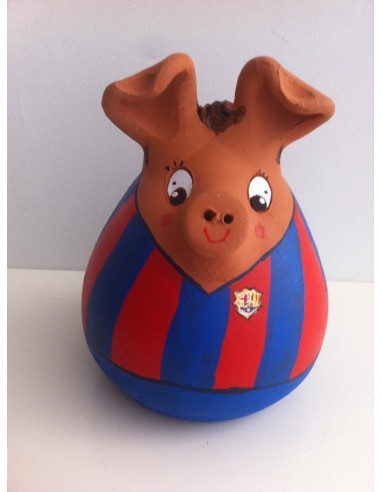 Hucha Cerdito Fútbol Club Barcelona