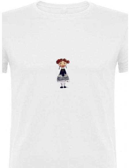 Camiseta extremeña pitusa