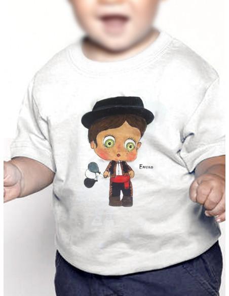 Camiseta extremeño con globos