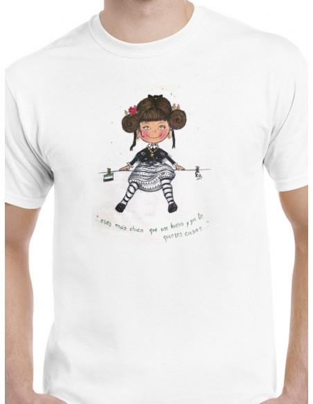 Camiseta extremeña columpio