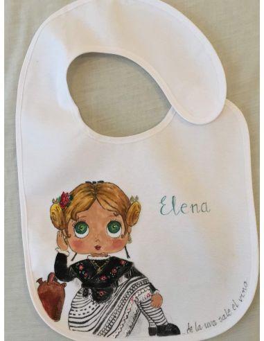 Baberos personalizados para bebés