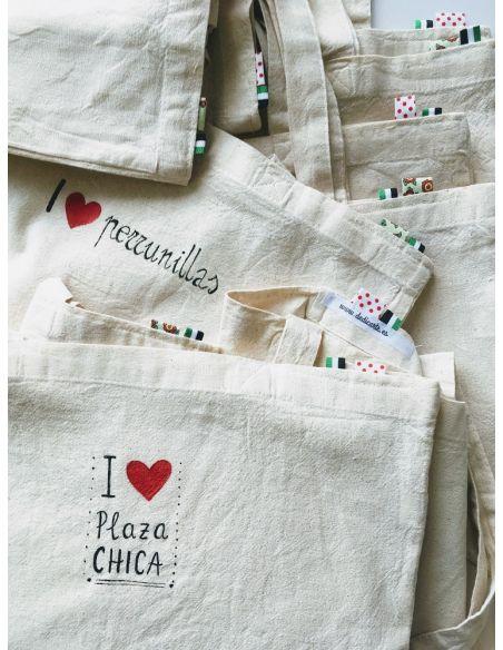 Pack 5 Bolsas I love ...
