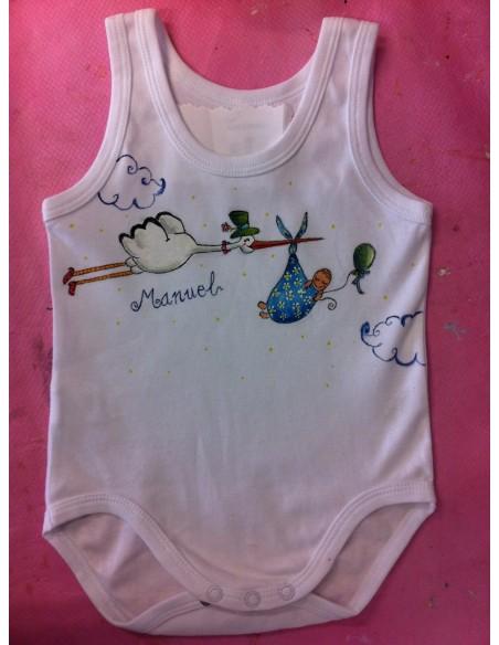 Bodys bebés personalizados