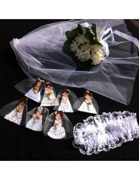 kit Despedidas de solteras finas y elegantes