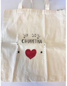 Bolsa  Yo soy Churretina