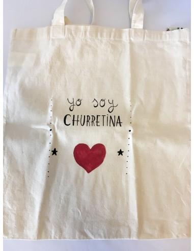 super popular a5b4e b416d Bolsa Yo soy Churretina