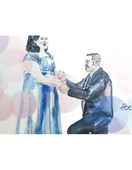 Invitaciones personalizadas para bodas