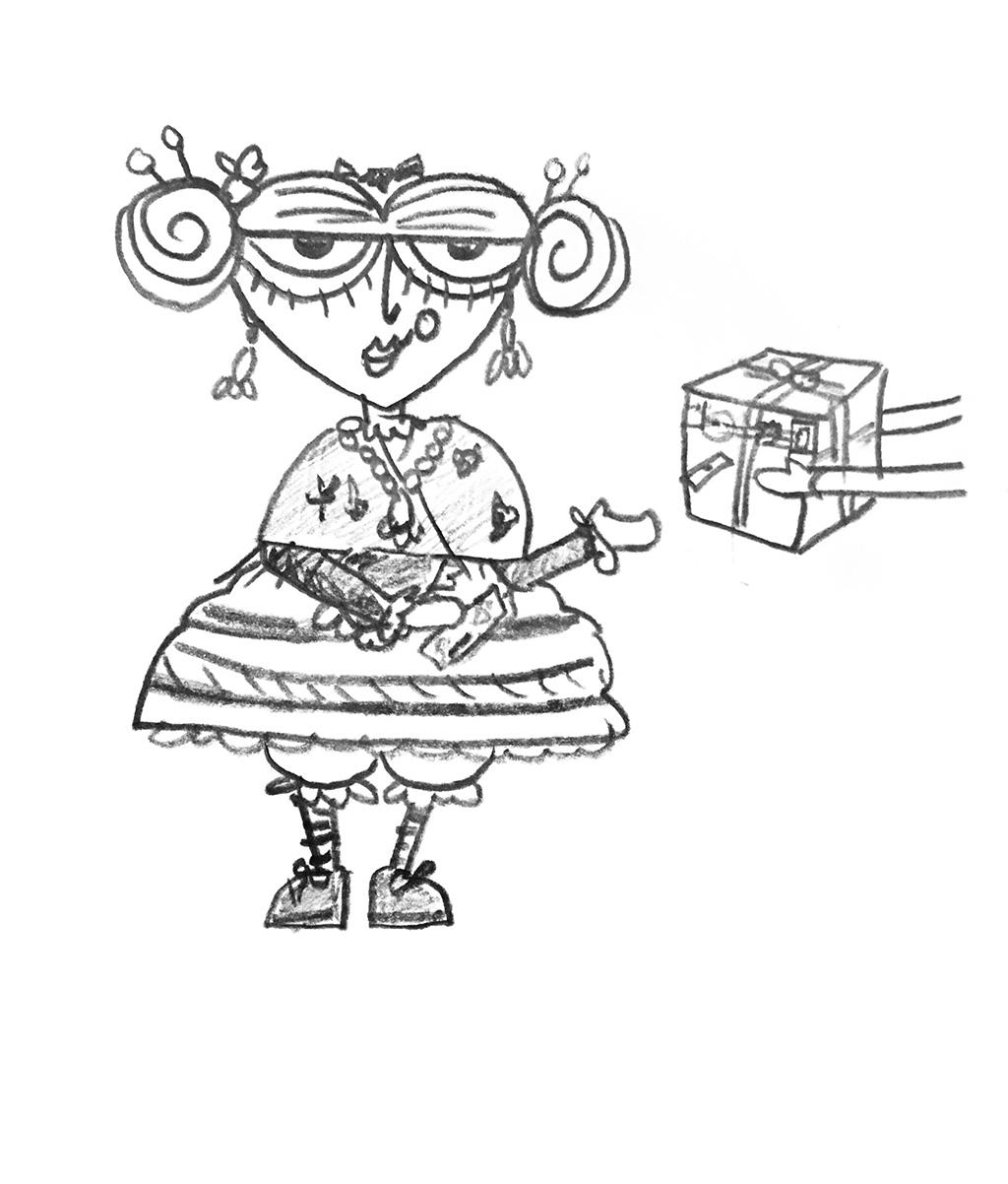 dedicarte taller creativo devoluciones dibujo
